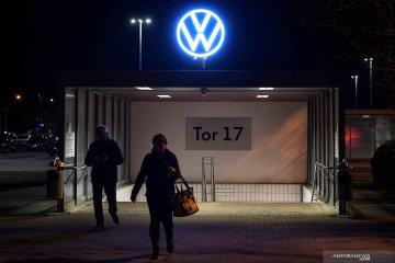 VW hentikan produksinya akibat merebaknya wabah COVID-19