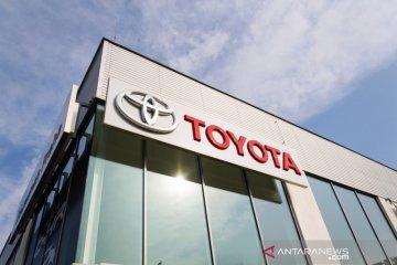 Toyota perpanjang penghentian produksi di Amerika hingga April