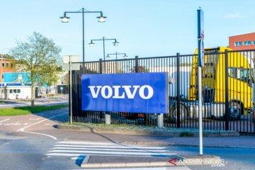 Volvo hentikan produksi di Eropa dan AS
