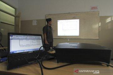 Kegiatan mengajar gunakan sistem daring