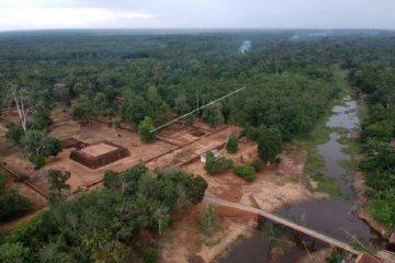 Obyek wisata Candi Muarajambi ditutup sementara