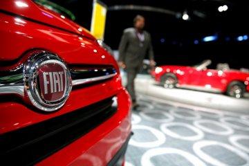 Fiat Chrysler buat masker untuk Amerika Utara