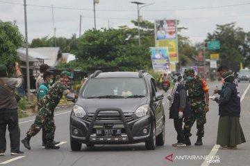 Cegah Tangkal COVID-19 Di Batas Provinsi