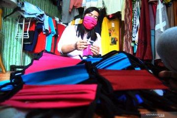 Pemprov DKI Jakarta dorong masyarakat gunakan masker kain