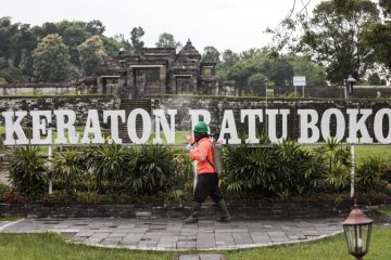 PT TWC perpanjang penutupan kawasan wisata candi