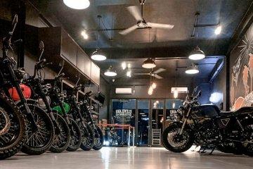 Cleveland CycleWerks punya diler baru di Ambon