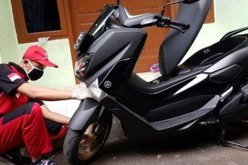 Servis sepeda motor Yamaha di rumah lewat layanan SKY