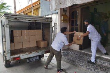 AHM salurkan 990 paket bantuan kesehatan