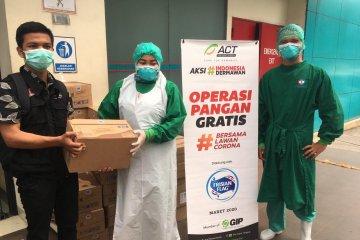 Produsen susu donasikan 532.000 produknya untuk lawan COVID-19