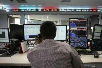 IHSG BEI awal pekan menguat sejalan bursa saham global