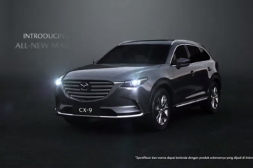 Eurokars Indonesia rilis Mazda All-New CX-9 versi AWD
