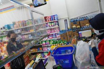 Antisipasi penyebaran COVID-19 di mini market