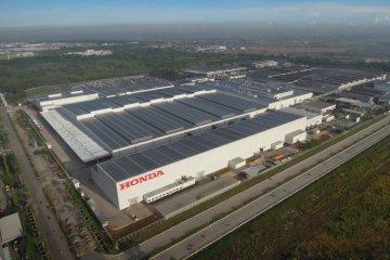 Honda tangguhkan produksi mobil di pabrik Karawang