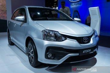 Toyota India akhiri produksi Etios dan Corolla Altis