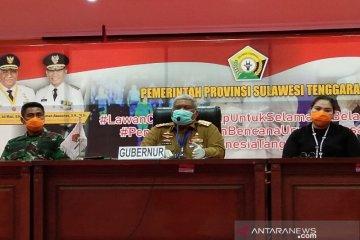 Gubernur Sultra keluarkan seruan pengunaan masker kain, cegah corona