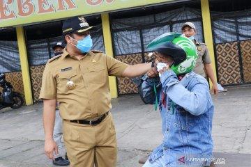 Dukung pencegahan COVID-19, BLK Tangerang produksi 5.000 masker kain
