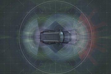Volvo pecah Zenuity hasil patungan dengan Veoneer