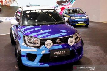 Suzuki Ignis wajah baru akan dikenalkan di Indonesia