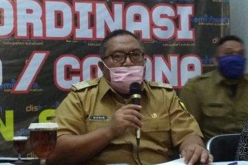 Pemkab Sukabumi libatkan UMKM produksi masker bagi masyarakat