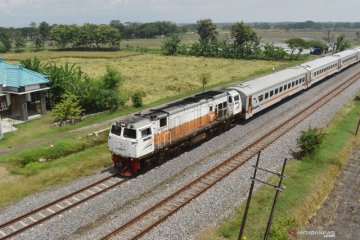 Pembatalan perjalanan kereta api