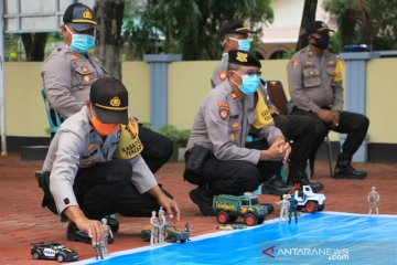 Simulasi Tactical Floor Game di Aceh Barat