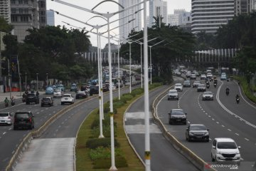 Taksi daring masih boleh bawa penumpang saat PSBB di Jakarta