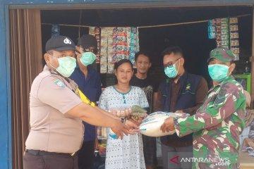 Pekerja nonformal Kabupaten Bekasi dapat bantuan pangan