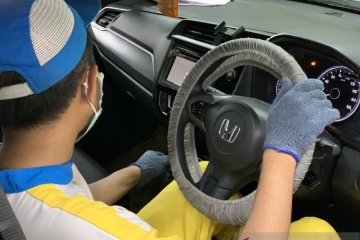 Honda layani servis di rumah konsumen selama COVID-19