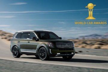 Kia Soul listrik dan Telluride raih gelar World Car Awards 2020