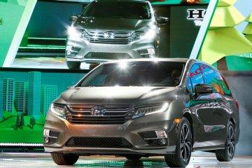 Honda Odyssey jadi armada pengantar pasien corona di Jepang