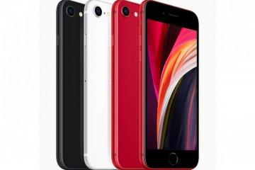 iPhone SE 2020 masuk pasar Indonesia bulan depan