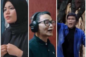 Virus corona dan kreativitas musisi Indonesia