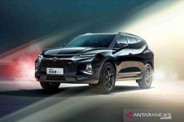 Blazer 7-penumpang lahir dari pabrik SAIC-GM Shanghai