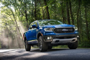 Baru dipasarkan, mobil Ford terbaru ditarik dari peredaran
