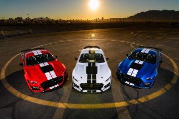 Di usia 56 tahun, Ford Mustang mobil sport terlaris di dunia