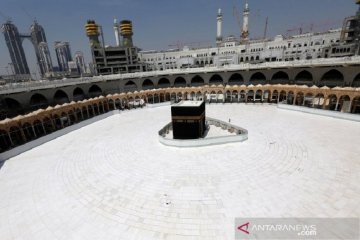 Menlu RI kepada Menlu Saudi berharap izinkan jamaah Indonesia berumrah