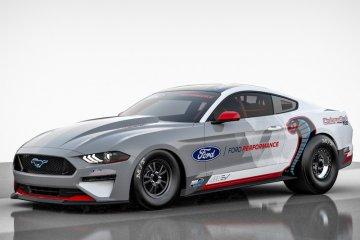 Ford kenalkan Mustang listrik Cobra Jet 1400