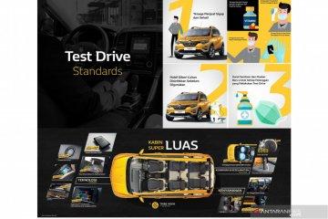 """Renault tawarkan """"test drive"""" Triber di rumah"""