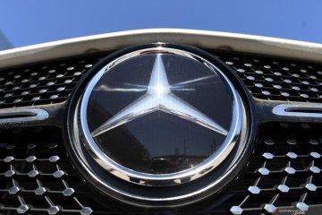 Bisnis Mercedes-Benz di China berangsur normal