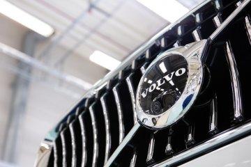 Volvo buka lagi pabriknya setelah pembatasan melonggar di Eropa