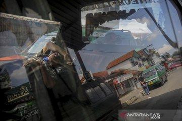 Rencana penghentian operasional angkot di Bandung