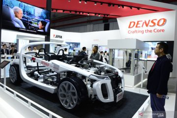 Denso pangkas produksi global hingga 50 persen