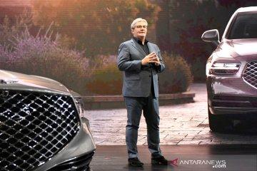 Hyundai ditinggal Donckerwolke, mantan desainer Lamborghini & Bentley