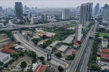 126 perusahaan pelanggar PSBB Jakarta ditindak