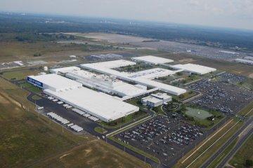 Hyundai operasikan lagi pabrik Alabama 4 Mei