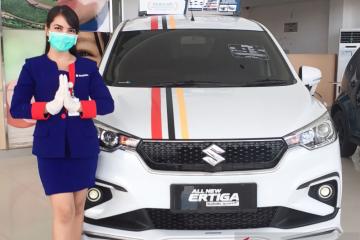 Cara Suzuki layani pelanggan selama #DiRumahAja