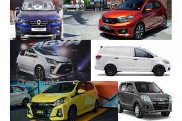 Daftar mobil baru harga di bawah Rp150 jutaan