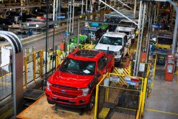 Ford belum buka pabrik meski BMW dan Fiat sudah mulai produksi