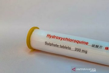 Jerman hentikan riset klinis hydroxychloroquine untuk COVID-19