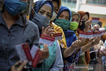 Bantuan pangan non tunai di Jawa Barat